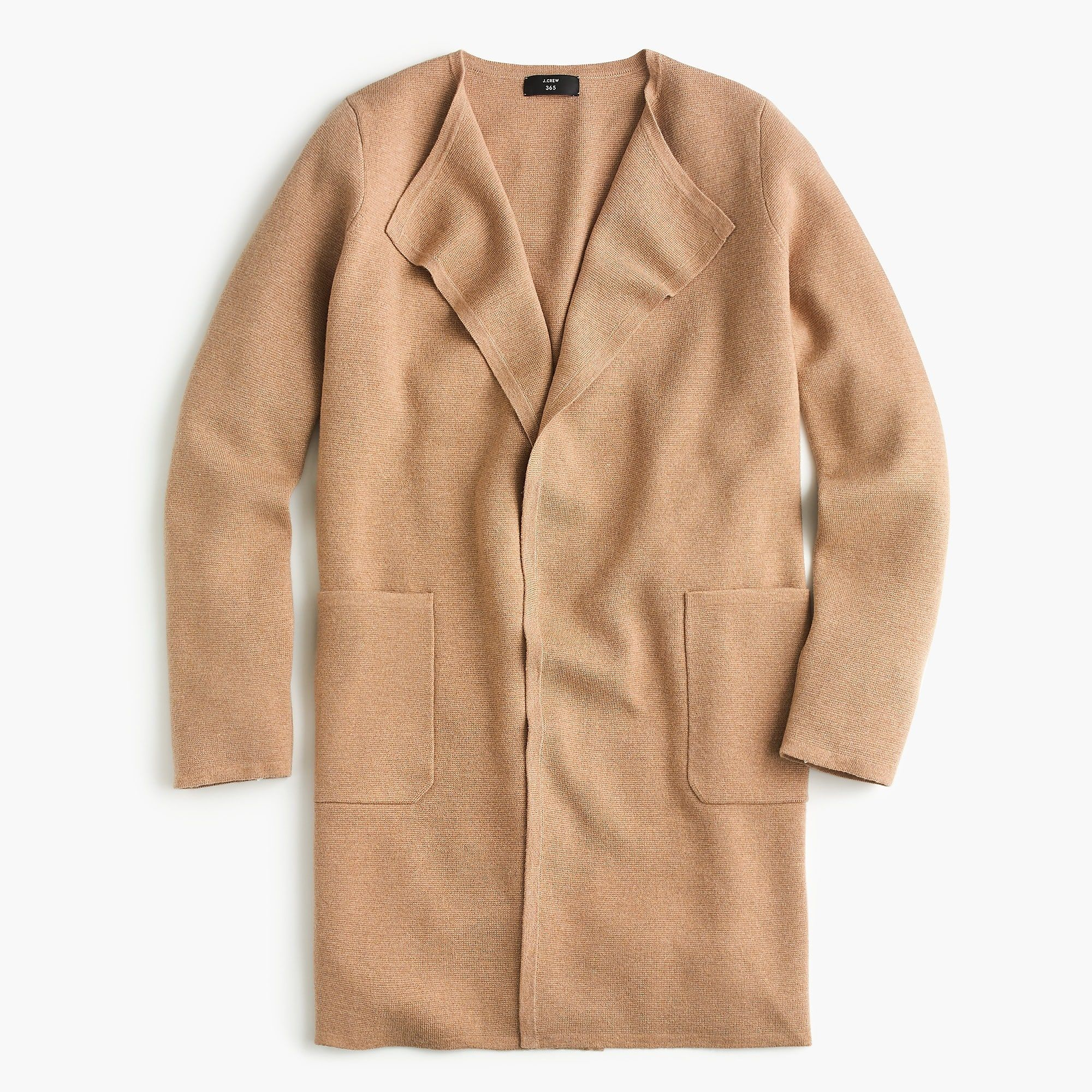 35976591dcd9d Would be perfect with a white button down collar shirt and black ankle  dress pants. Perfect as a cardigan   blazer or to keep you warm as a trench  coat ...