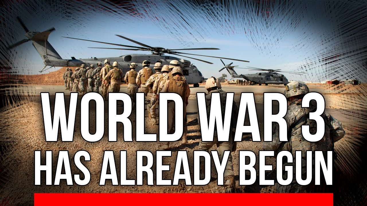 world war 3 has