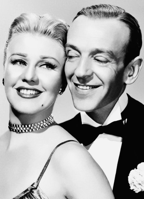 Ginger Rogers and Fred Astaire for The Barkleys of Broadway (1949)