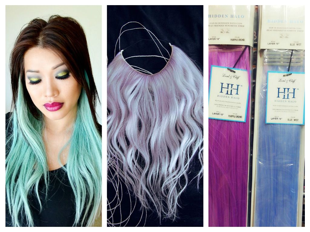 Underneath colored hair get the look with hidden halo hair underneath colored hair get the look with hidden halo hair extensions only 3999 pmusecretfo Choice Image