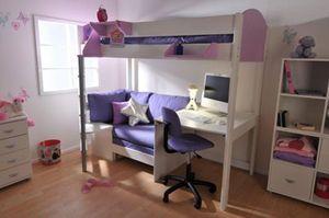 Reverse Idea Sleep On Top London Can Below Loft Bed