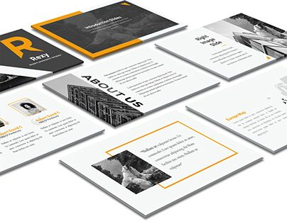 Check out new work on my @Behance portfolio  - professional powerpoint