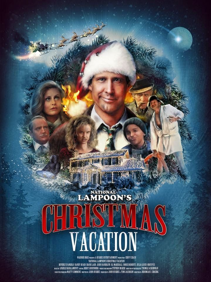 Cool Art 'National Lampoon's Christmas Vacation' by