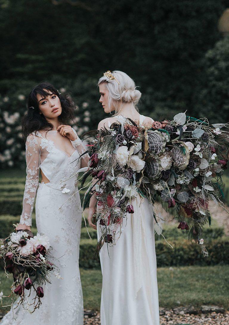 Flower wings Wedding Planner & Event Styling: Kiss from Fleur Fine ...
