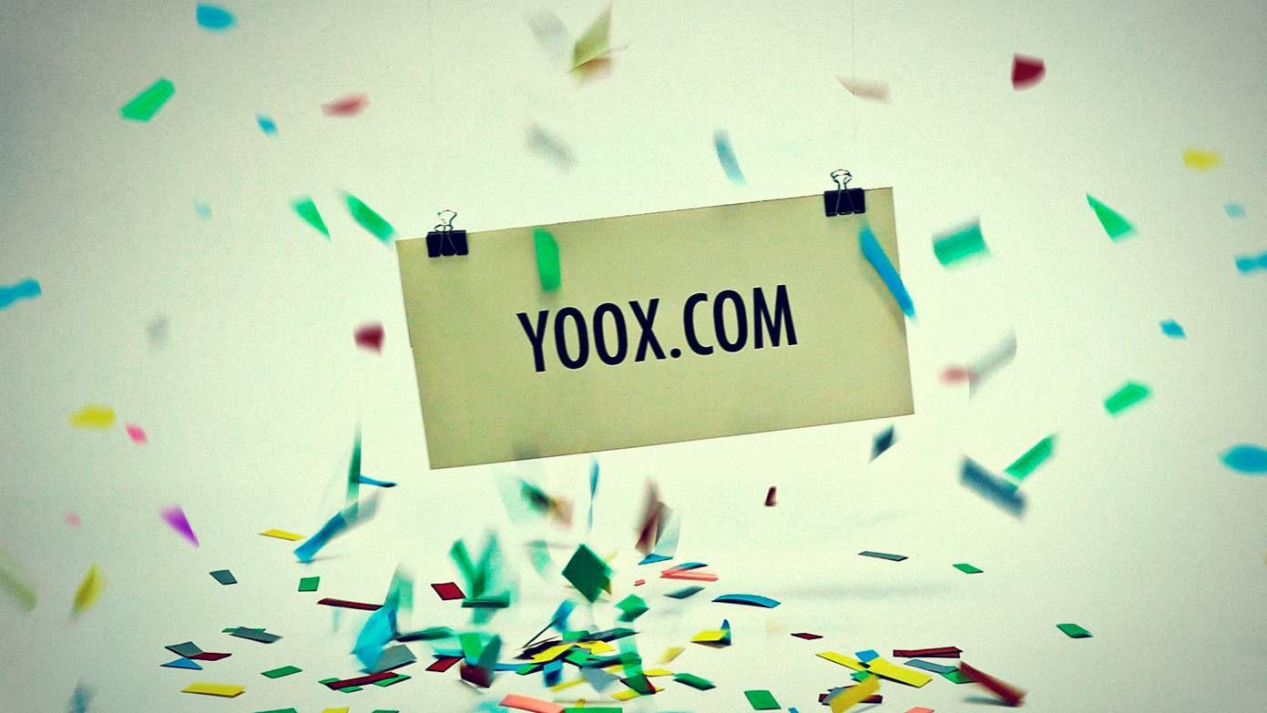 Yoox.com festeggia il milionesimo cliente con tante incredibili sorprese