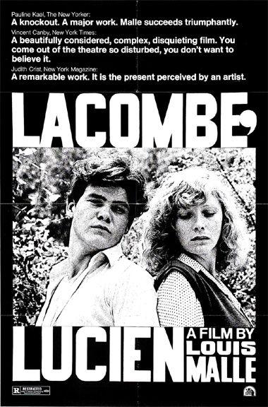 Lacombe, Lucien (1974) - Pierre Blaise, Aurore Clément, Holger Löwenadler