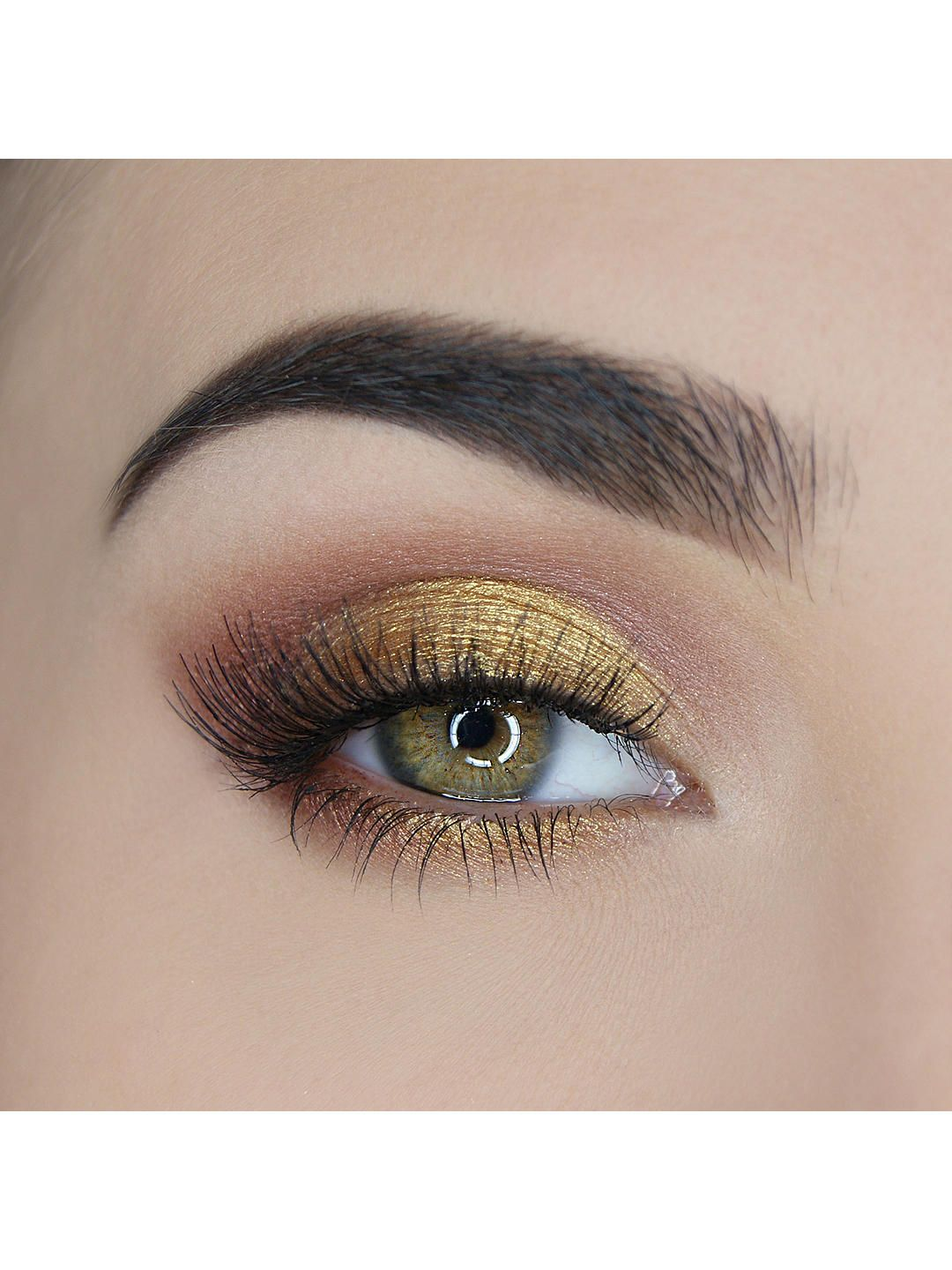 Too Faced Chocolate Gold Eyeshadow Palette, Multi Gold
