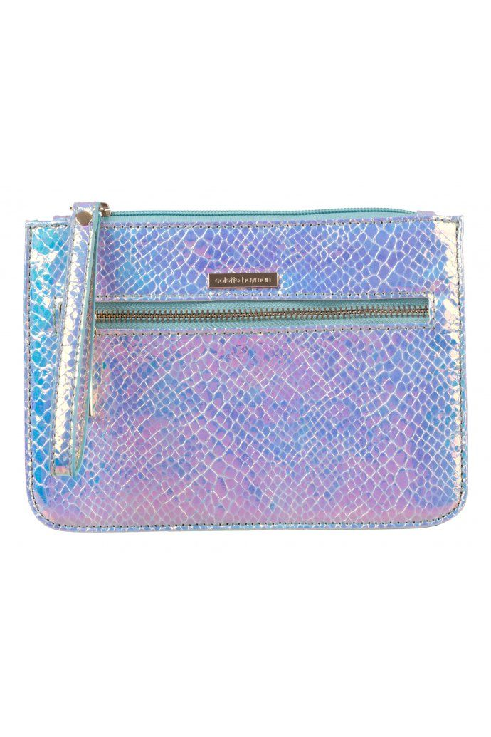 decad3fd10 Zip Front Purse from  colette by colette hayman (AUD  14.95)  Holographic   Hologram.