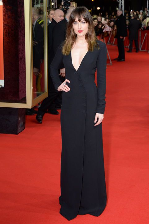 Dakota Johnson At The Fifty Shades Of Grey Premiere In Berlin
