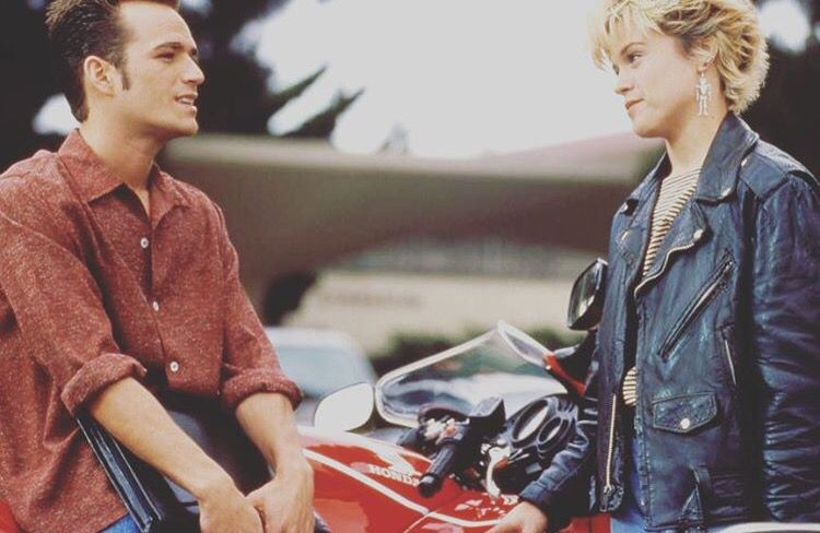 Dylan U0026 Emily Valentine Beverly Hills 90210 Season 2