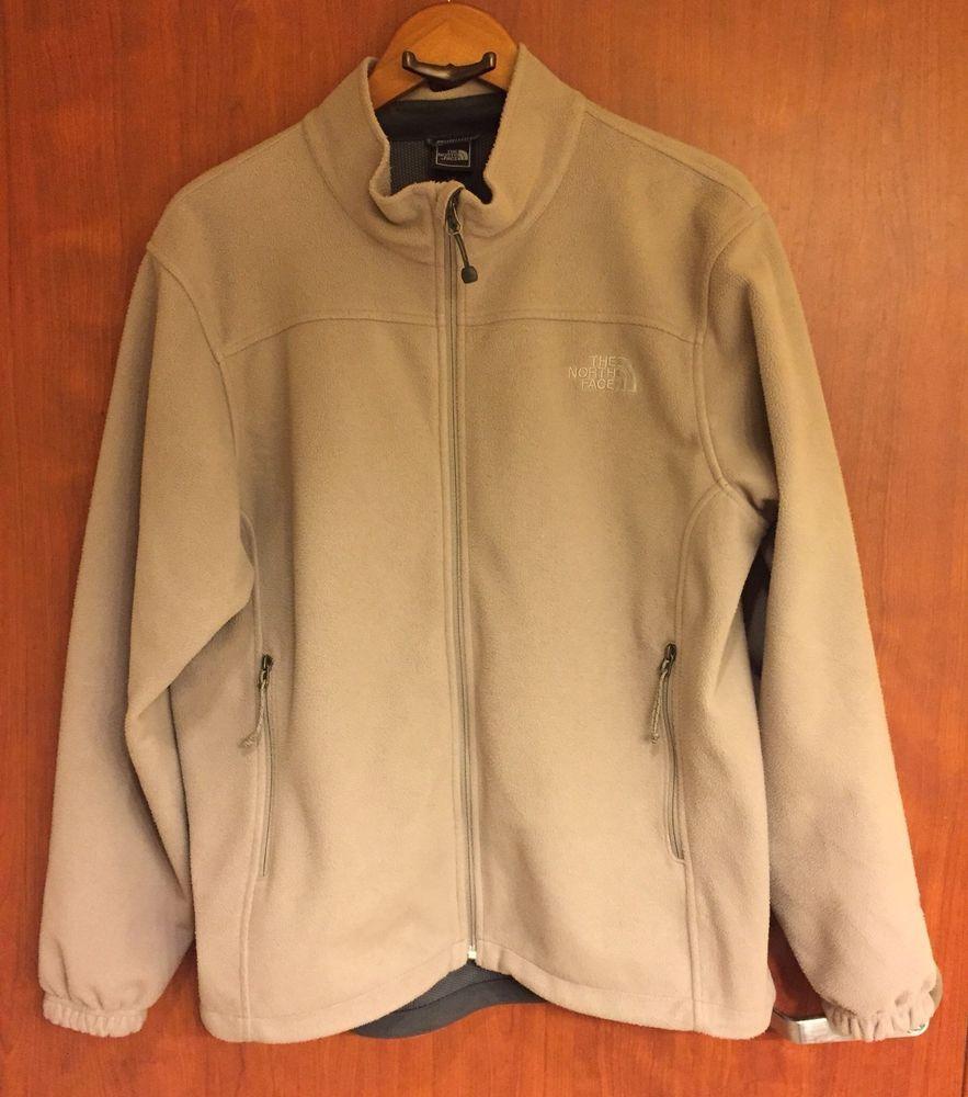 The North Face Men S Windwall Fleece Jacket Size L Tan Ebay Fleece Jacket North Face Mens Mens Jackets [ 1000 x 883 Pixel ]