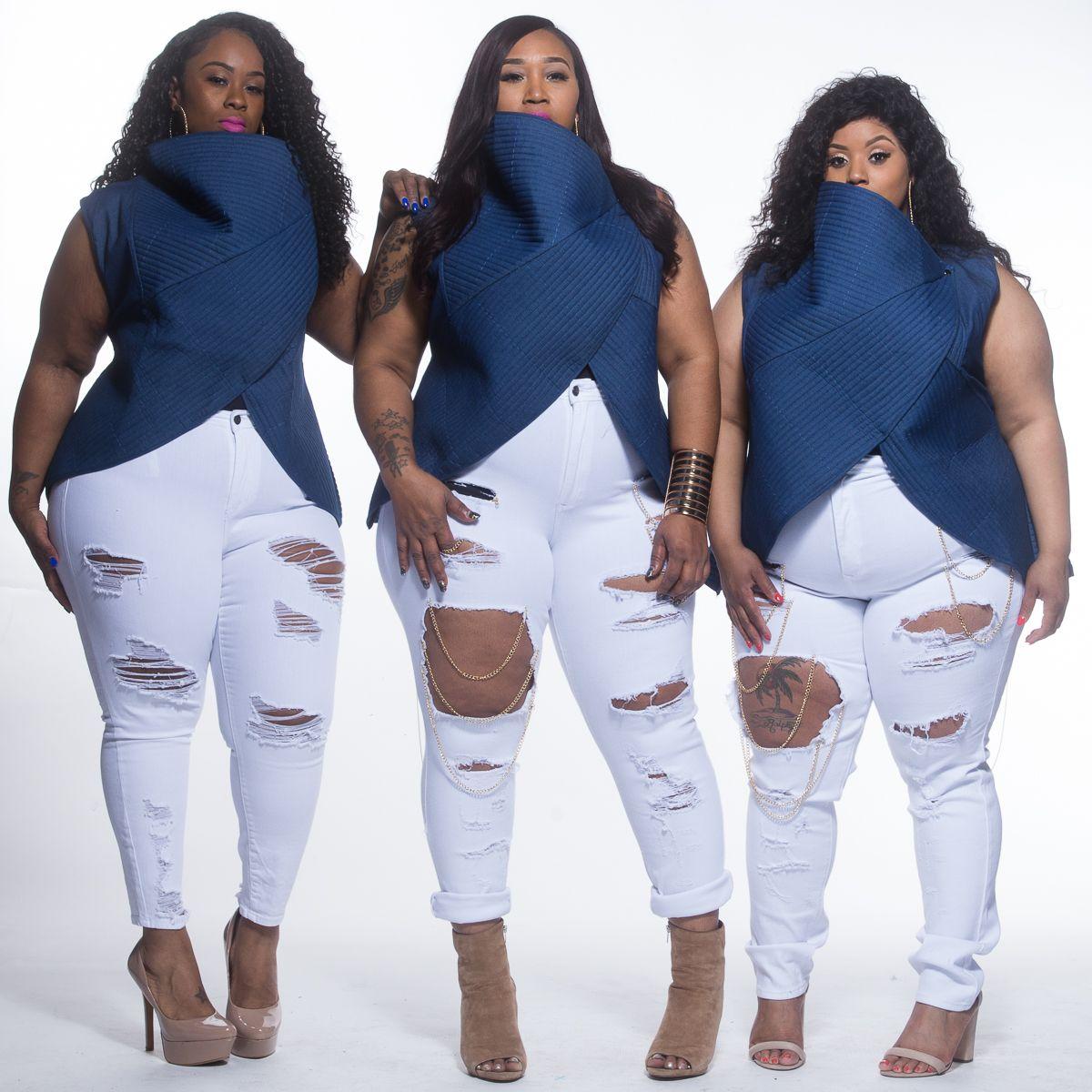 Modelle curvy e modelle skinny: quando la salute non viene