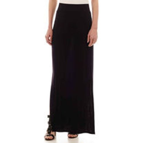 787544ff16 JCPenney A.N.A A.n.a Short-Sleeve V-Neck T-Shirt | Long Skirts ...