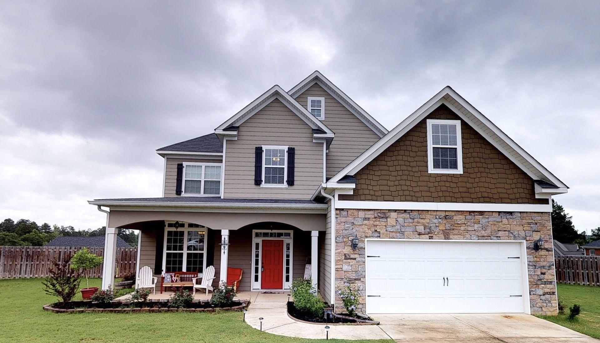 Brandi Ledford Properties  461 Marble Falls Grovetown Georgia