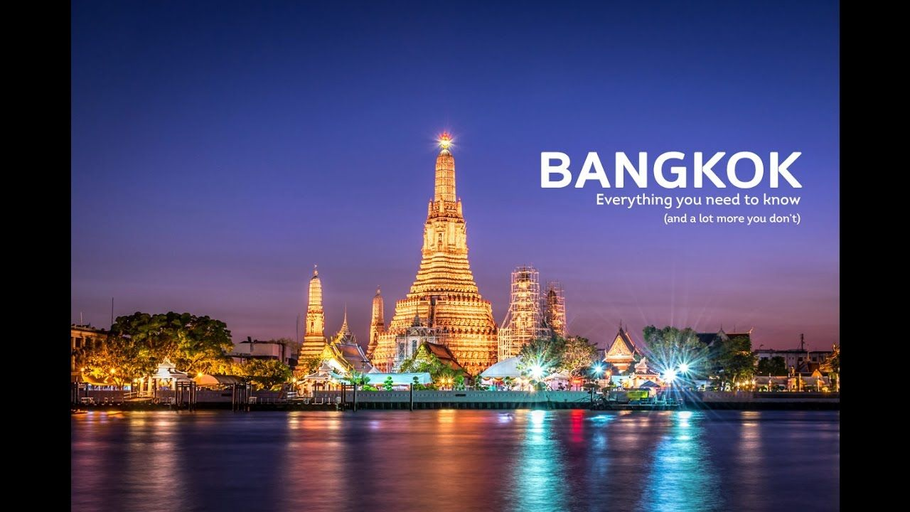 BANGKOK Becomes No 1 Beautiful Place IN the World ...