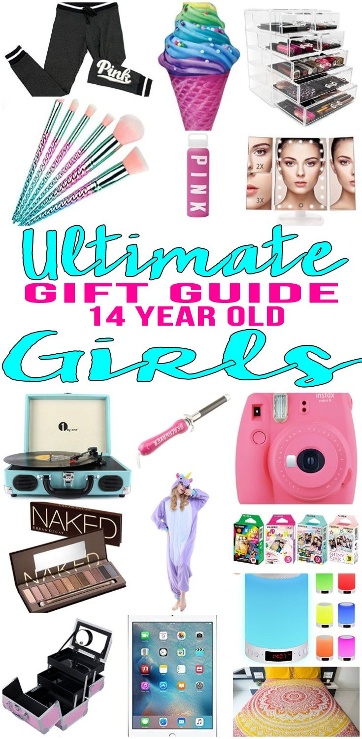 BEST Gifts 14 Year Old Girls Top Gift Ideas That Yr Will Love Find Presents Suggestions For A 14th Birthday Christmas Or Just