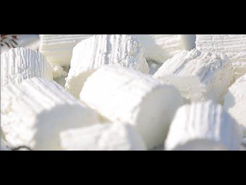 طريقه عمل الجبنه القريش في المنزل الشيف نونا من برنامج