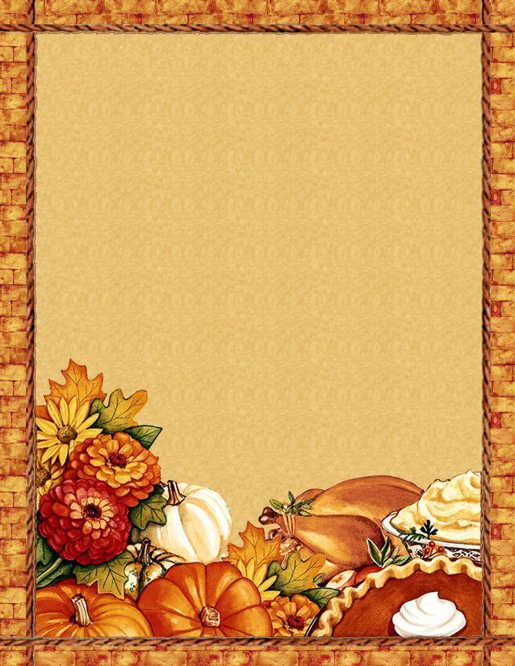 Fotografia in 2020 recipe book printables thanksgiving