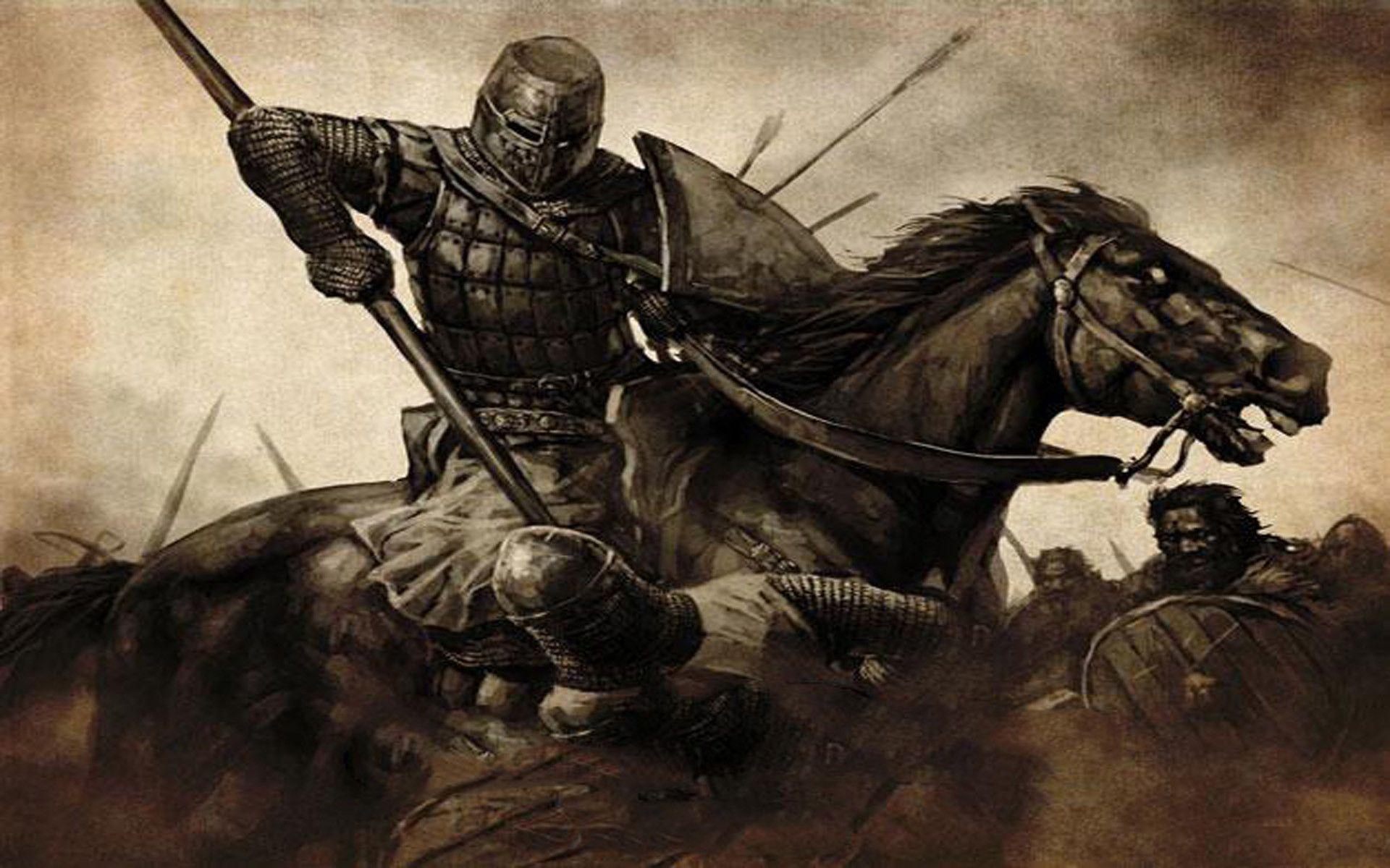 64 Medieval Wallpapers On Wallpaperplay Medieval Knight Crusader Wallpaper Medieval