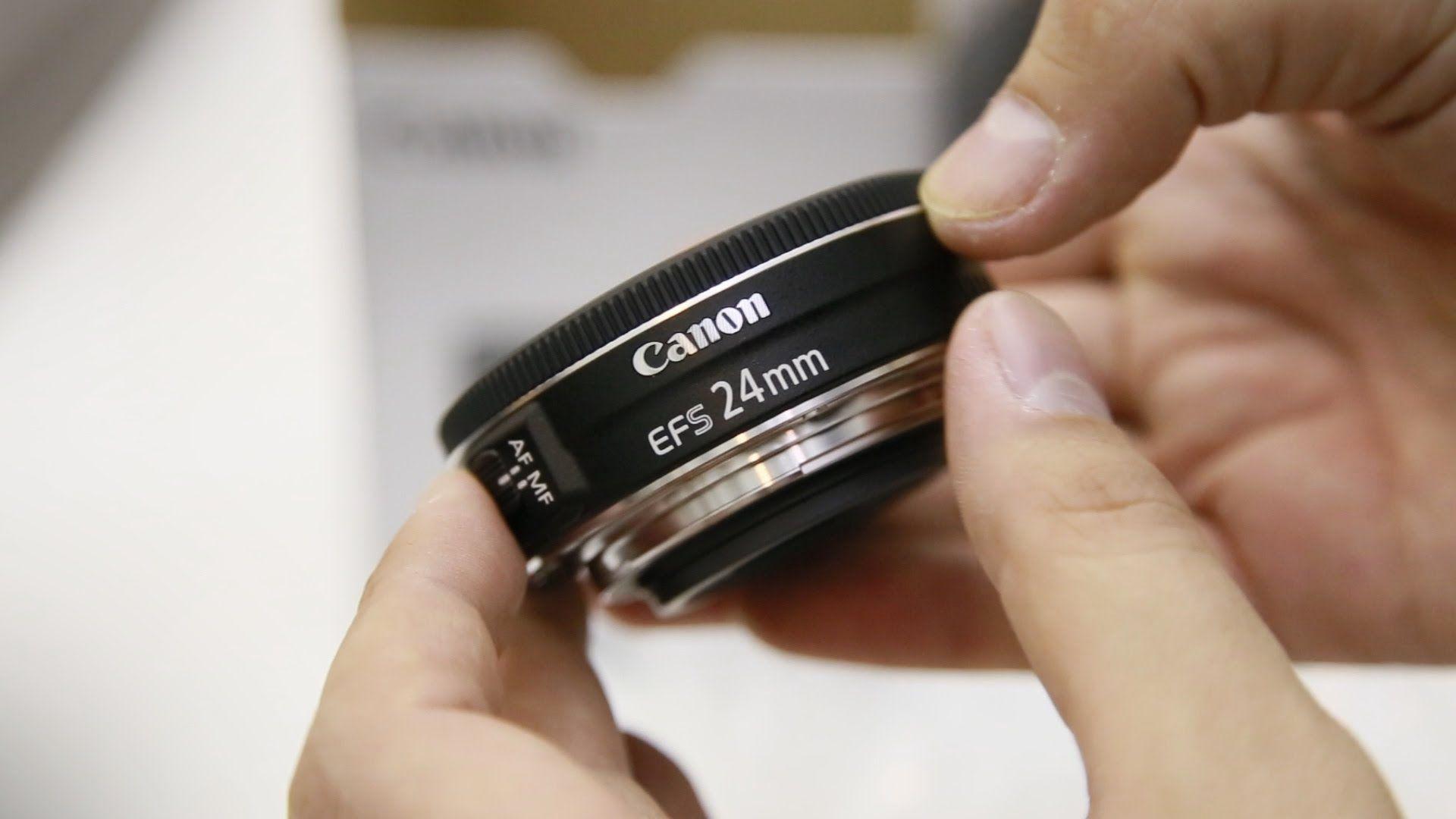 Youtube Pancake Lens Camera Lenses Canon Canon Dslr Camera