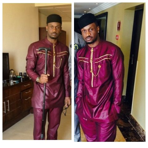 Pictures Of Nigerian Male Celebrities In Native Outfits Fashion Nigeria Storage
