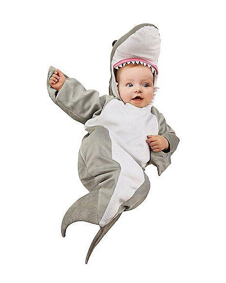 Shark Bunting Infant Costume - Spirithalloween Arianna - halloween costume ideas for infants