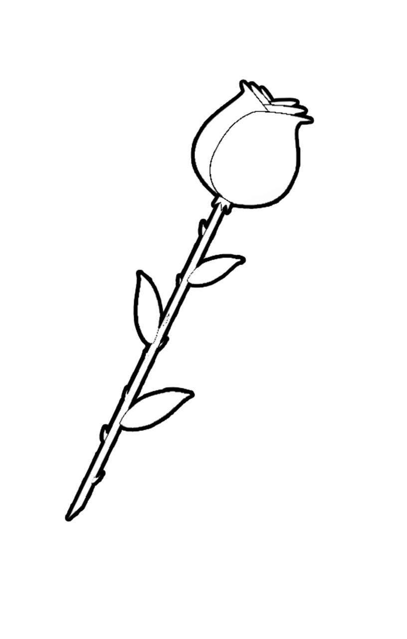 Free Printable Beautiful Rose Coloring Pages Coloringpage Best Rose Coloring Pages Coloring Pages Garden Coloring Pages