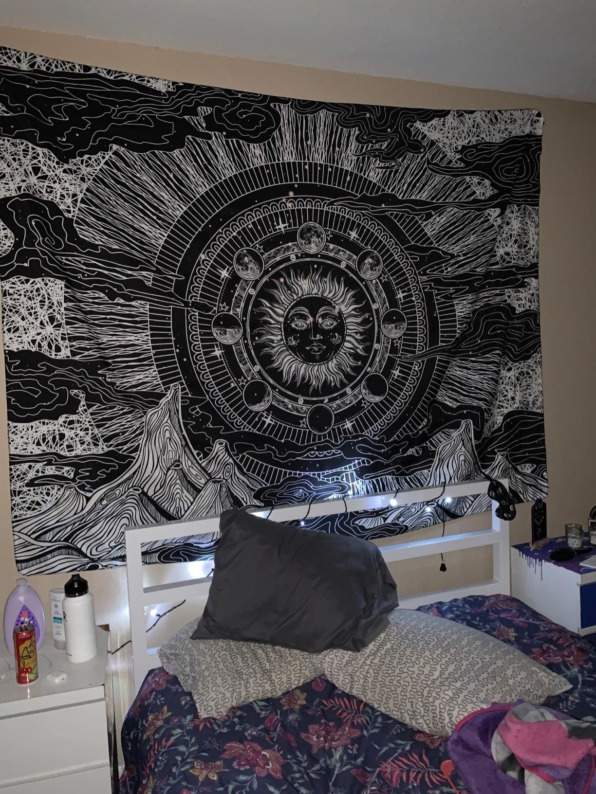 MISSSIXTY Wall Hanging Bedding Tapestry Wall Art Home Decorations for Living Room Bedroom Dorm Decor