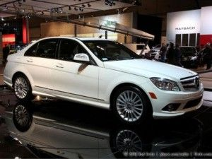 2012 Mercedes Benz C300 Sport Has The 6 Speed Manual Transmission