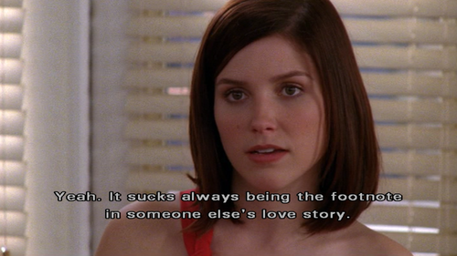 Brooke Davis is just my favorite fictional person... ever ...