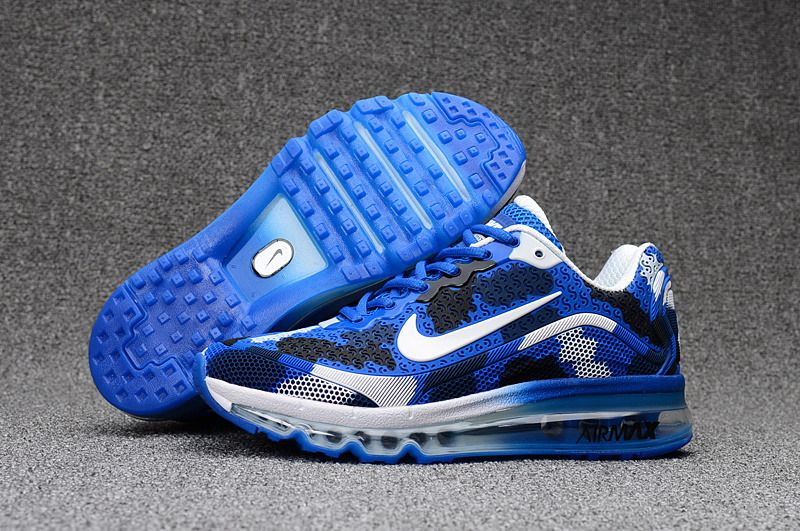 new concept 45749 90634 Nike Air Max 2017.8 Camouflage Blue https   sweetengineerfan.tumblr.co  Running