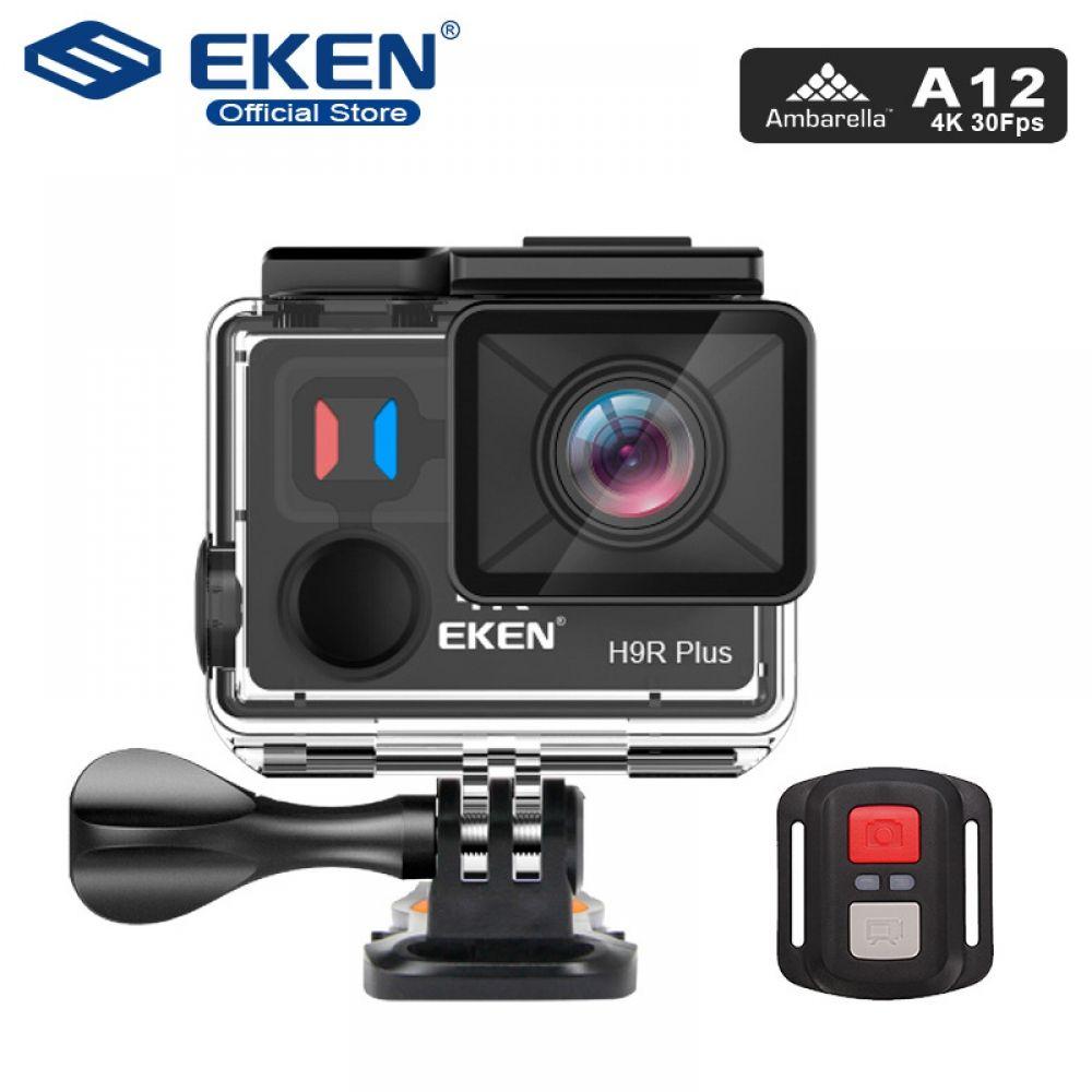 EKEN H9R Plus Action Camera Ultra HD 4K Waterproof in 2019