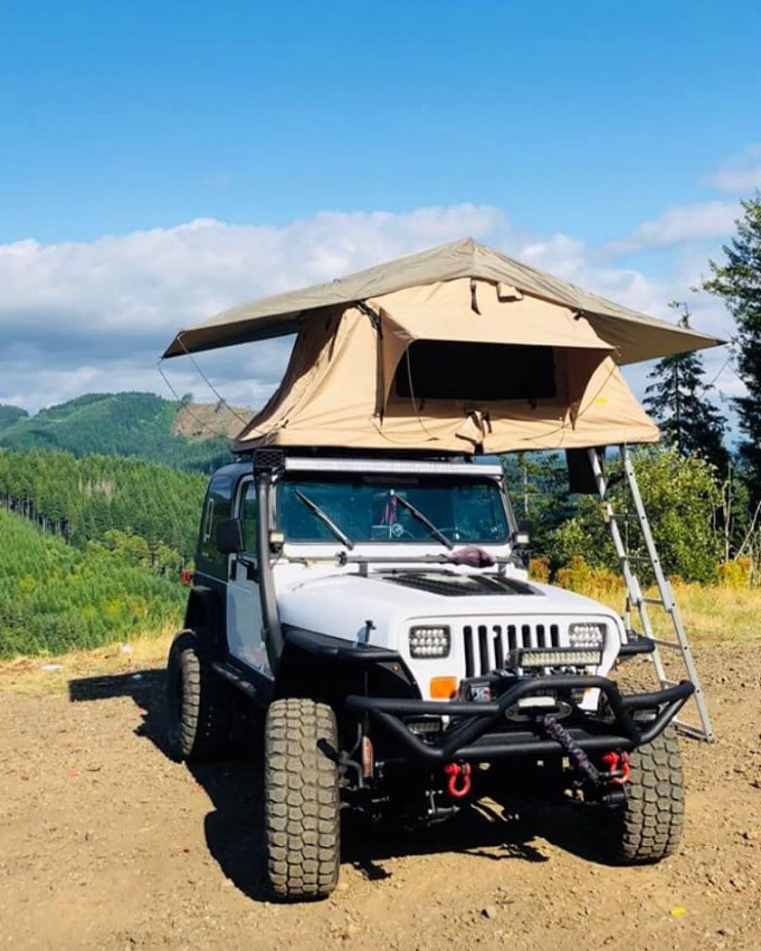 Image May Contain Sky Outdoor And Nature Jeep Wrangler Jeep Yj Jeep