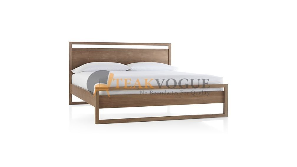 Yosemite Queen Size Bed Teak Wood Bed Frames Malaysia Bed