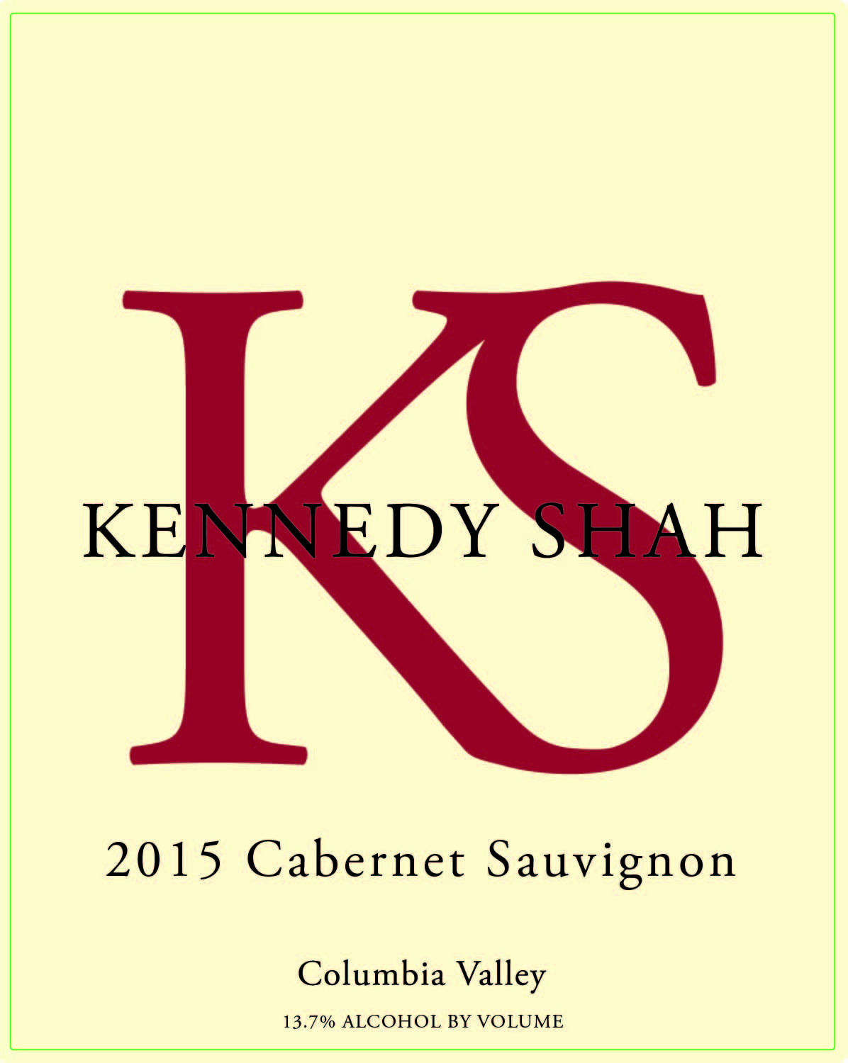 2015 Kennedy Shaw Cabernet Sauvignon Columbia Valley Ava By The Woodhouse Wine Estates Woodinville Washington Cabernet Sauvignon Cabernet Sauvignon
