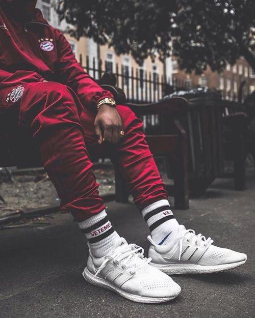 cocaine white nike ultra boosts cream adidas kanye west jacket
