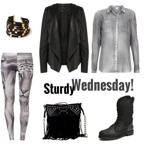 Sturdy Wednesday!