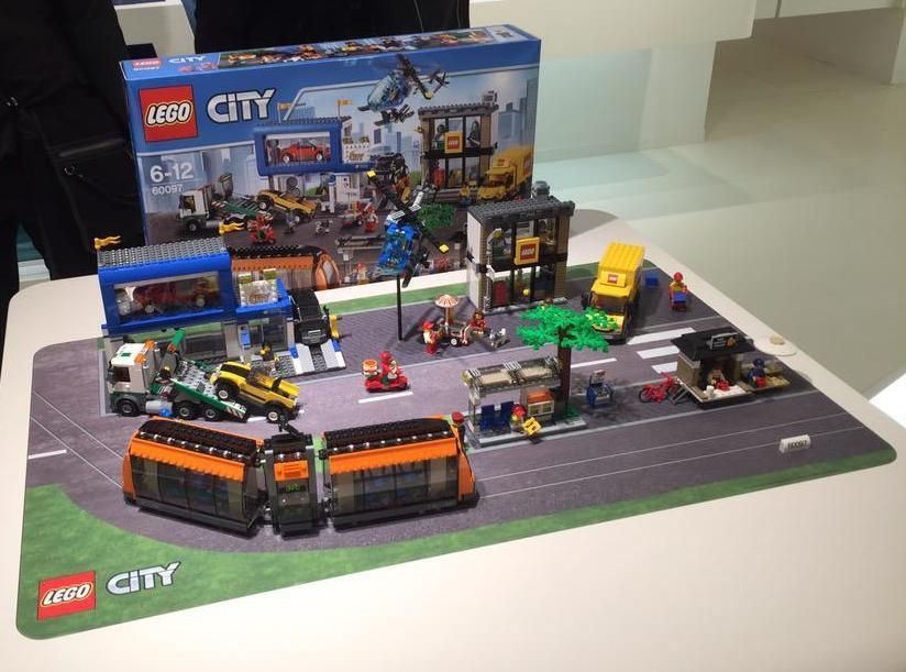 Lego 60097 City Square Set Coming Summer 2015