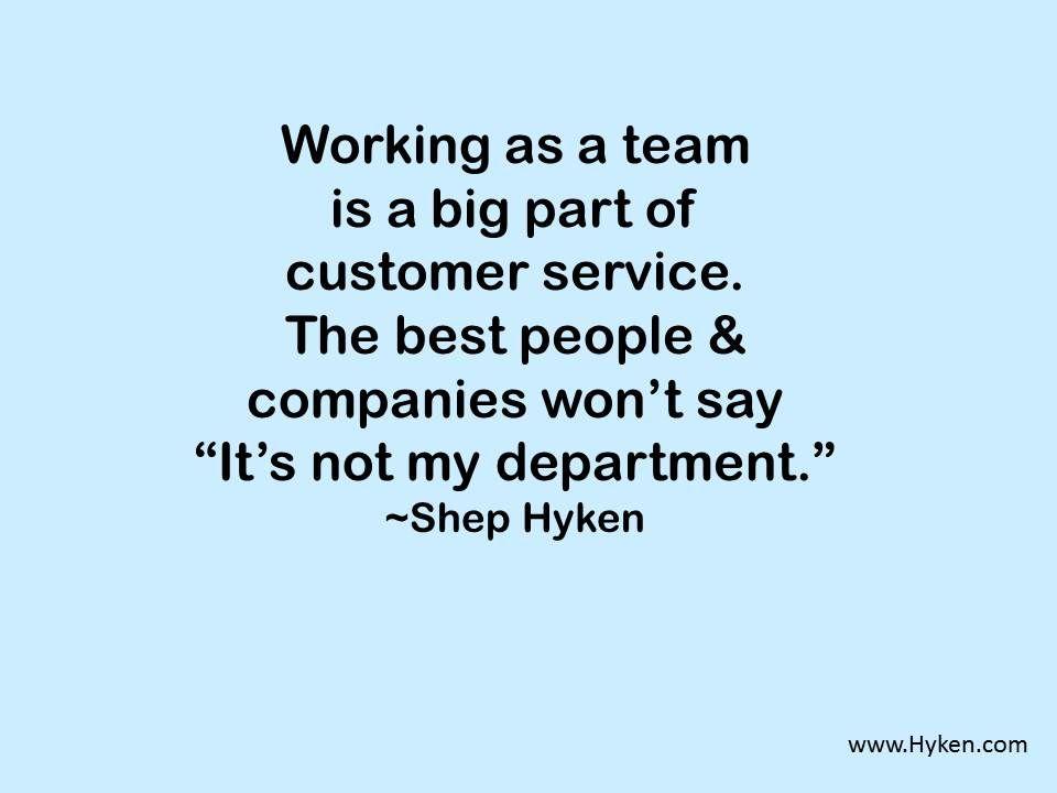 Team ethic quotes