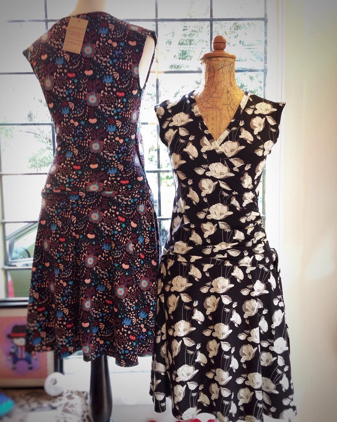 Vestidos floreados esperando la primavera! Tenemos tallas y más diseños. #primavera #vestido #hechoamano