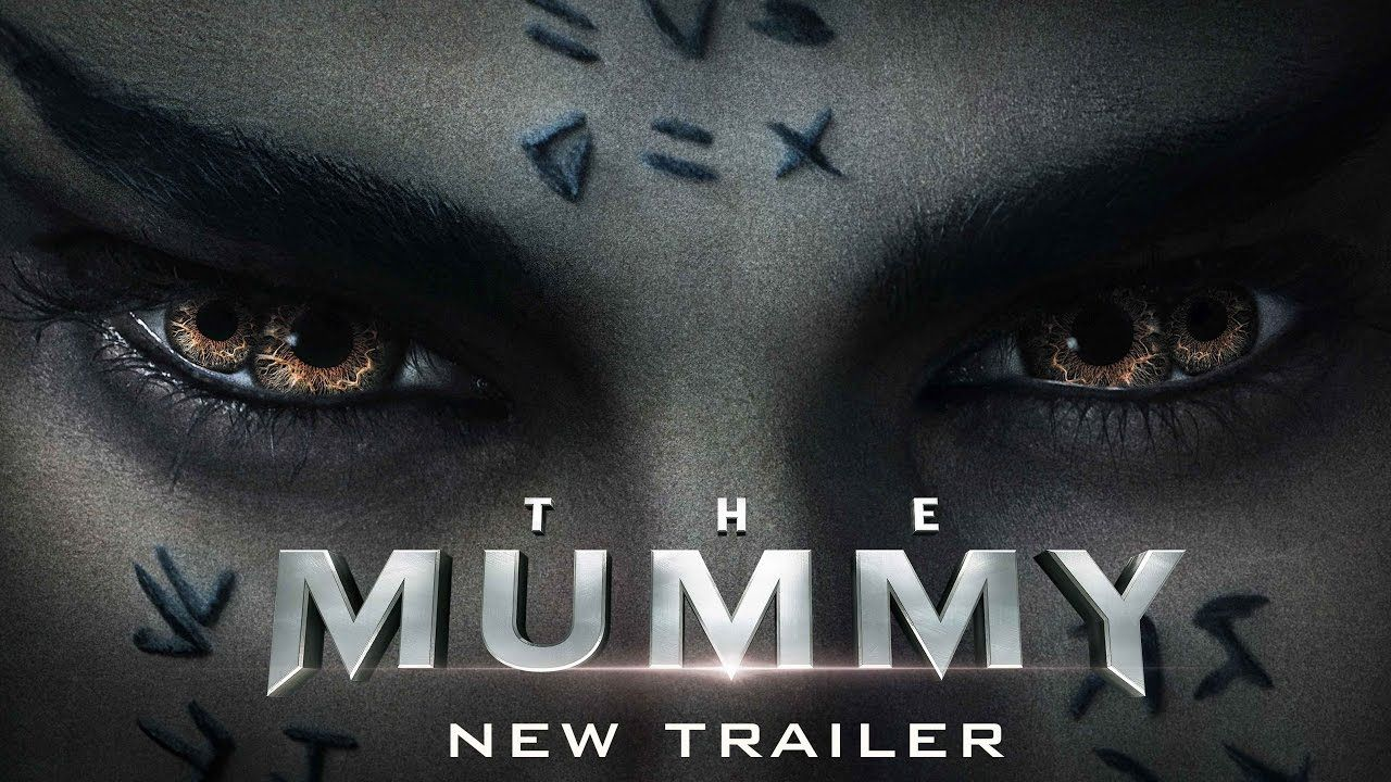 The Mummy Official Trailer 2 Hd A Mumia