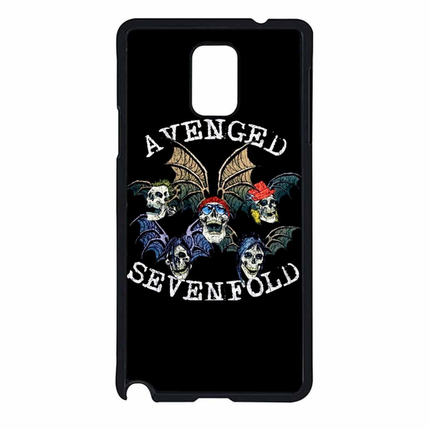 Avenged Sevenfold 2 Samsung Galaxy Note 4 Case