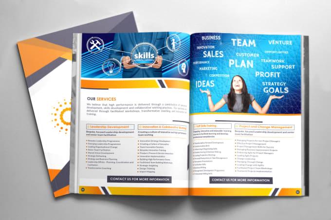 Afteranimation I Will Do Business Brochure Design Company Profile Proposal Magazine Or Catalog For 50 On Fiverr Com Business Brochure Design Business Brochure Brochure