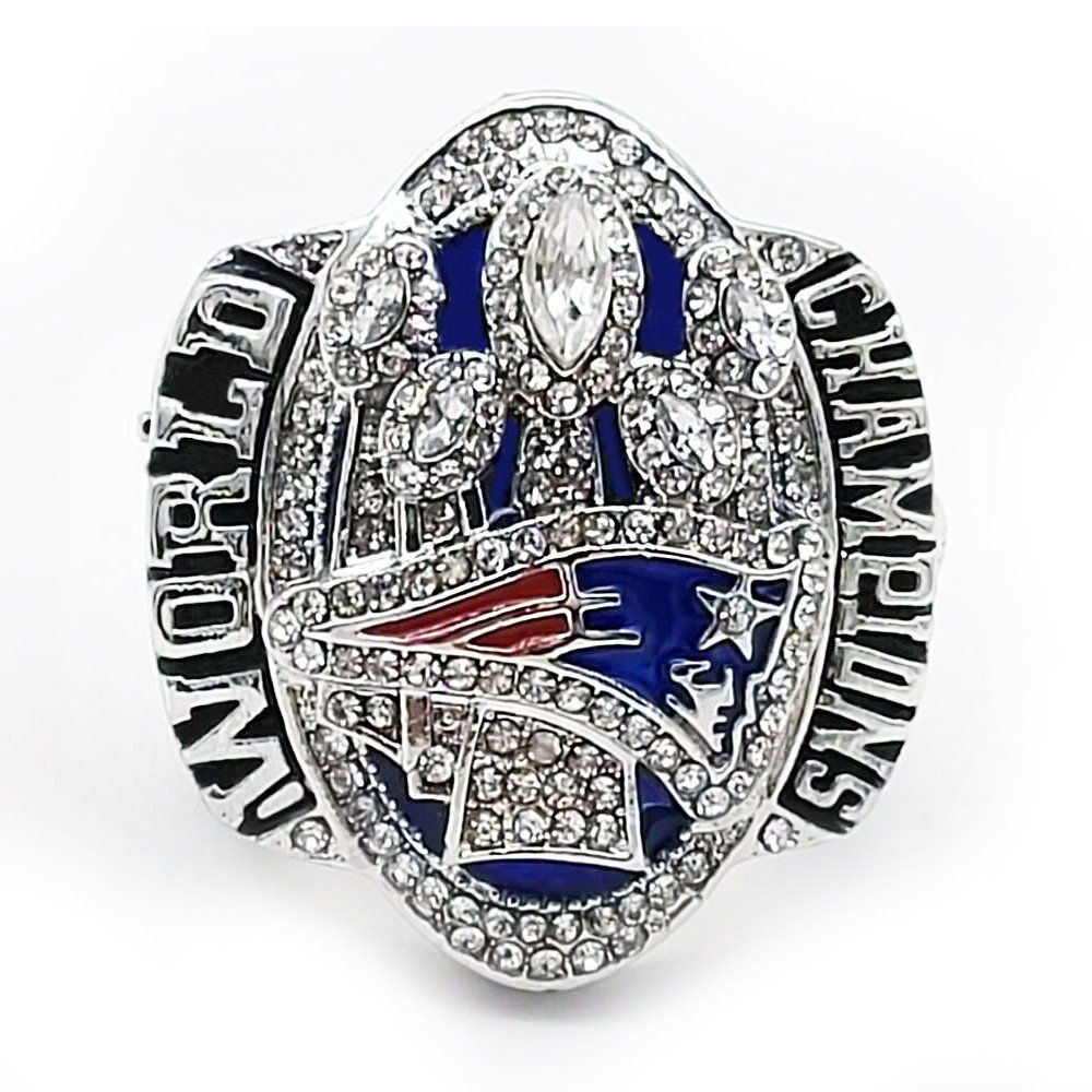 2017 New England Patriots Championship Superbowl Ring  3c4b534e7