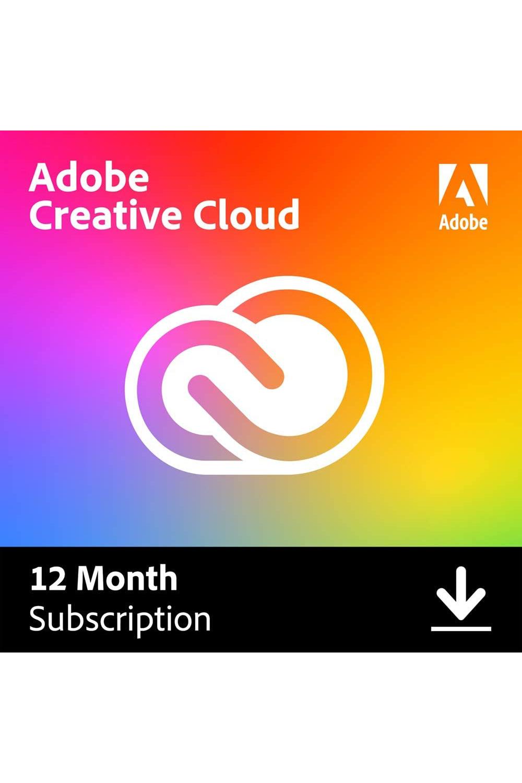 Adobe Creative Cloud Entire Collection Of Adobe Creative Tools Plus 100gb Storage 12 Mont Adobe Creative Adobe Creative Cloud Adobe Creative Cloud Tutorials