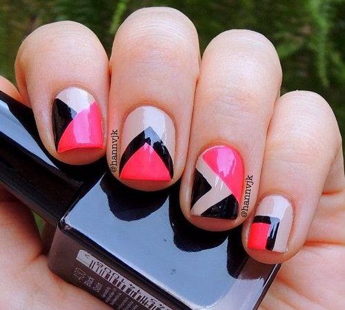 Popular Nail Art Designs for Short Nails