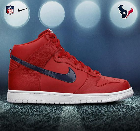 1000+ images about Shoes - NFL on Pinterest | Nike Nfl, NFL and ...