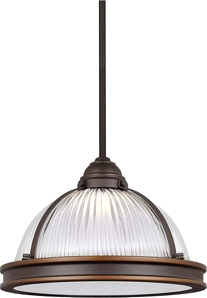 Sea Gull 6506191S-715 - Pratt Street Prismatic Pendant Light - Autumn Bronze Lighting  sc 1 st  Pinterest & Sea Gull 6506191S-715 - Pratt Street Prismatic Pendant Light ...