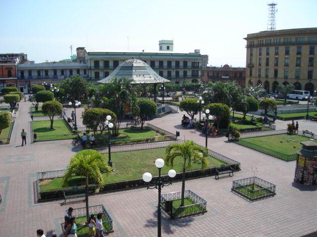 Centro histórico Tampico.