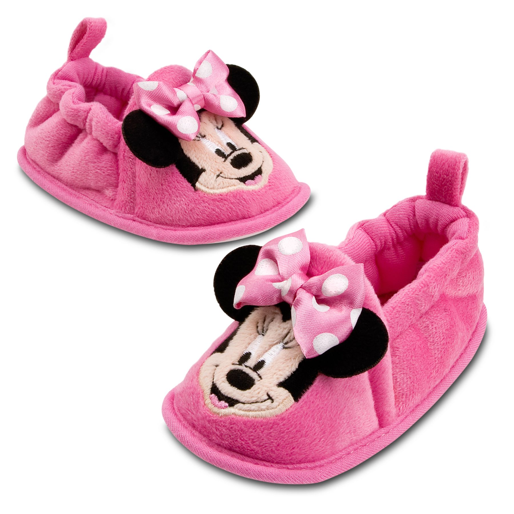 Soft Minnie Mouse Shoes | Disney Baby